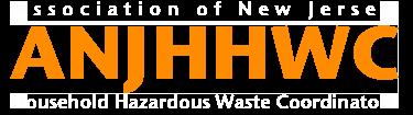Association of New Jersey Household Hazardous Waste Coordinators Logo