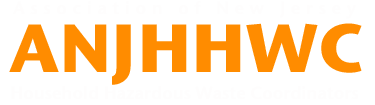 Association of New Jersey Household Hazardous Waste Coordinators Logo